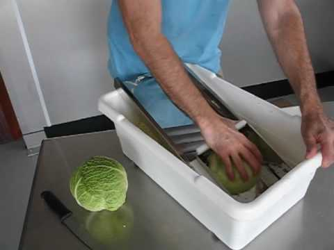 Kuvings Whole Slow Juicer Bed Bath And Beyond : Cabbage Shredder How To Save Money And Do It Yourself!
