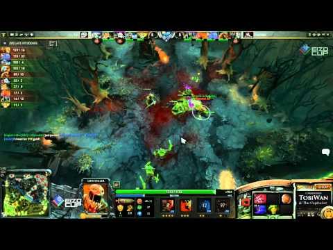 tM vs Team Empire Game 3  EIZO Cup #4 DOTA 2 - TobiWan