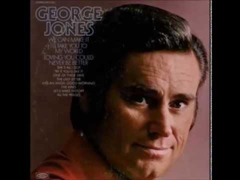 George Jones - The Last Letter