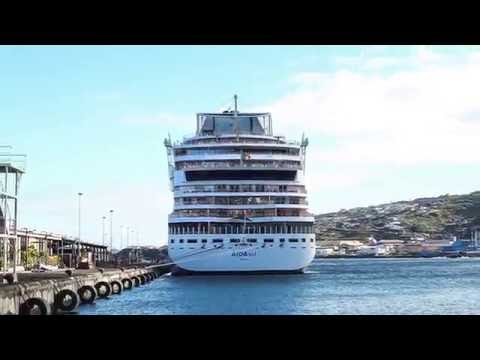 Tag 7 Santa Cruz de La Palma Kanaren + Madeira Kreuzfahrt AIDA Sol