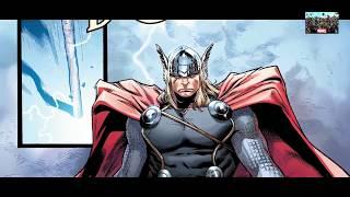 Thor Vs Bor | Who created the Universe Part IV | Marvel Comics