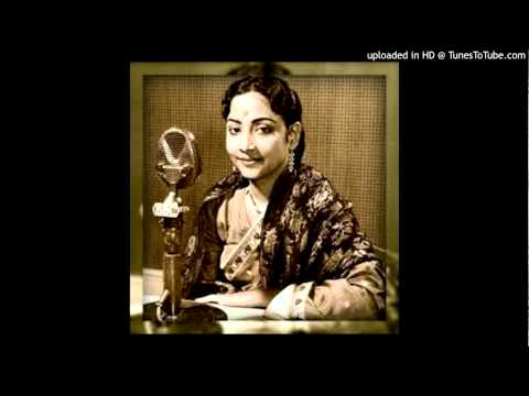 Hai Ye Duniya Kaun Si. Sailaab (1956). Geeta Dutt.. video