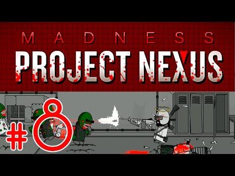 Madness: Project Nexus - 3-й этаж   Прохождение на русском   эпизод 8