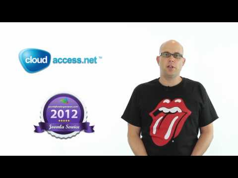0 CloudAccess Wins Best Joomla As A Service by Joomla Hosting Reviews