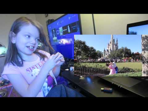 My Daughter reacts to Steve Kardynals THE LITTLE MERMAID IN REAL LIFE