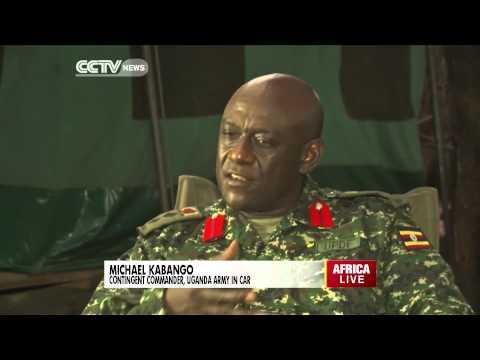 Uganda's Kony Art of Survival in The Bush