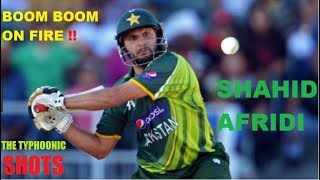 Shahid Afridi  76 Runs & 7 Wickets Wickets VS Westindies In 1st ODI 14th July 2013