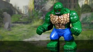 LEGO Killer Croc Custom Big Figure (Batman 3: Beyond Gotham)