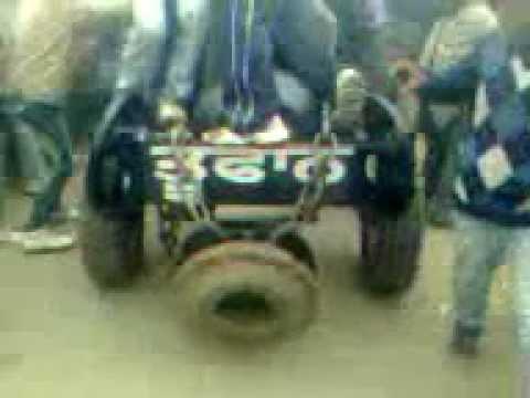 Tractor Tochan Jatu Sonalika Toofan Vs Standard Samrala video