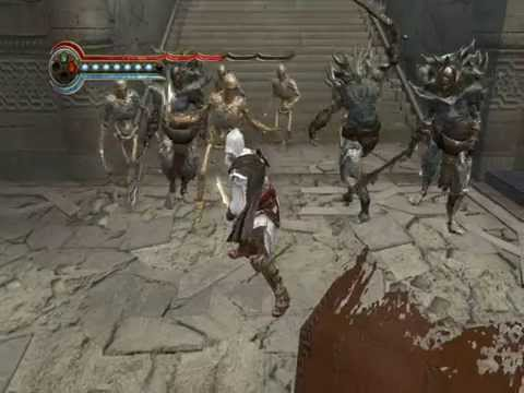 Prince of Persia The Forgotten Sands - Assassin's Creed Saboteurs