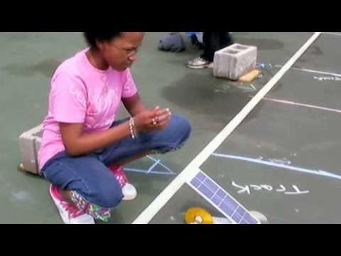 Delaware's Junior Solar Sprint Event