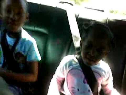 My Kids Singing my Girl By Mindless Behavior video