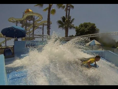 Florider (HD) - Water Slide at Raging Waters (San Dimas, CA)