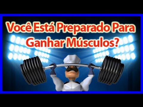 Ganhar Massa Muscular - 100 Receitas Anabolizantes