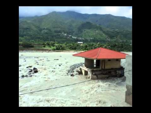 Swat Flood Pic  Movie By Mian Shahid.wmv video