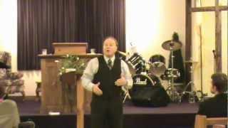 HOLY GHOST REVIVAL (Wednesday, 30 JAN 13, 7:00 PM) ||| Rev. Milton Martin, Jr.