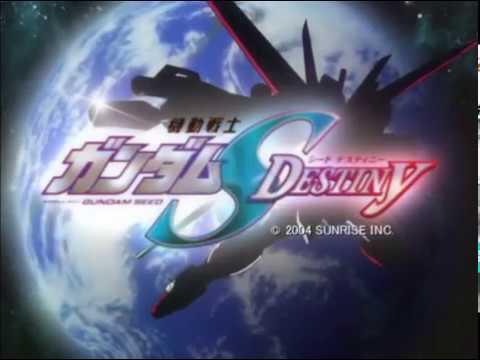 Gundam Seed Destiny Opening - Preserved Roses