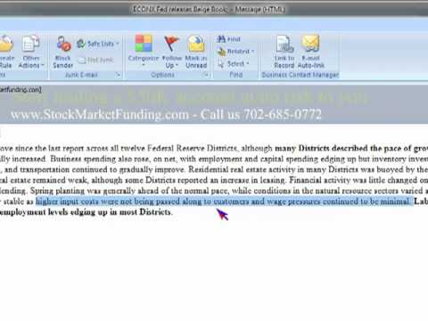 Fed releases Beige Book Economic Activity 2010 Report Bernanke