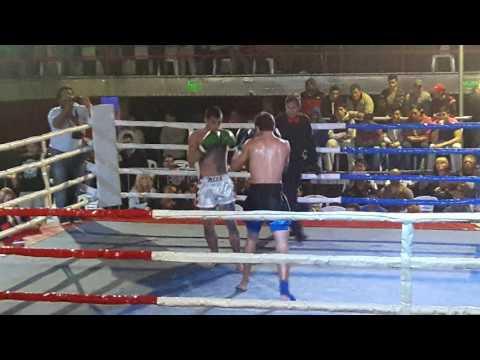 Misil Capllonch  Vs . Bruno Demiski ( THE BEST FIGHTERS PARTE II)