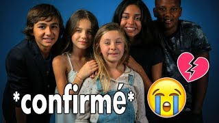 LA SEPARATION DES KIDS UNITED *confirmé* - Kids united Vibes