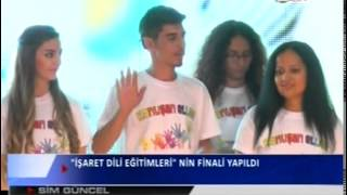 konuşan eller final sim tv den