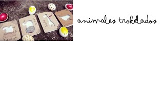 Animals Cards/Tarjetas Kawaii 🐵🙈🙉🙊