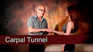 Carpal Tunnel Treatment - Secrets of Deep Tissue™