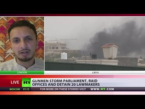 Libya's ongoing violence: 'Democracy brought on NATO wings'