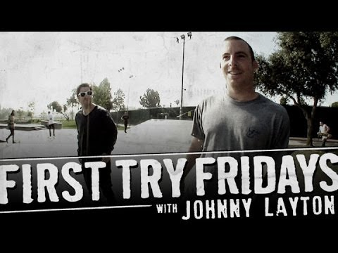 Johnny Layton - First Try Friday at Westchester