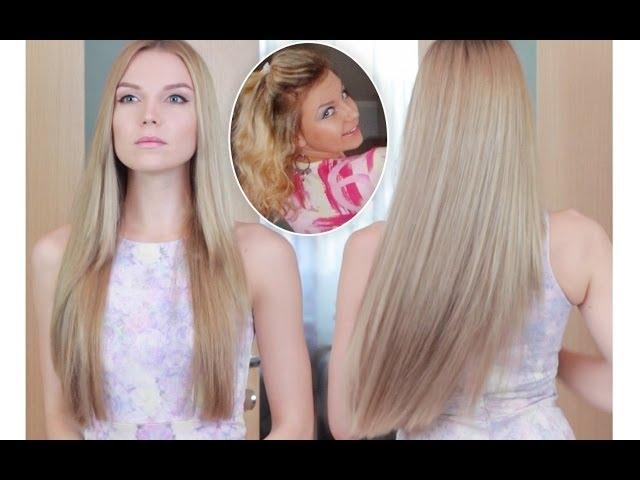 Как отрастить длинные волосы? Мой уход за ВОЛОСАМИ