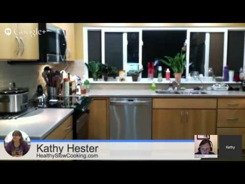 Meet the chef series: Kathy Hester – Vegan Mainstream Cookbook Club