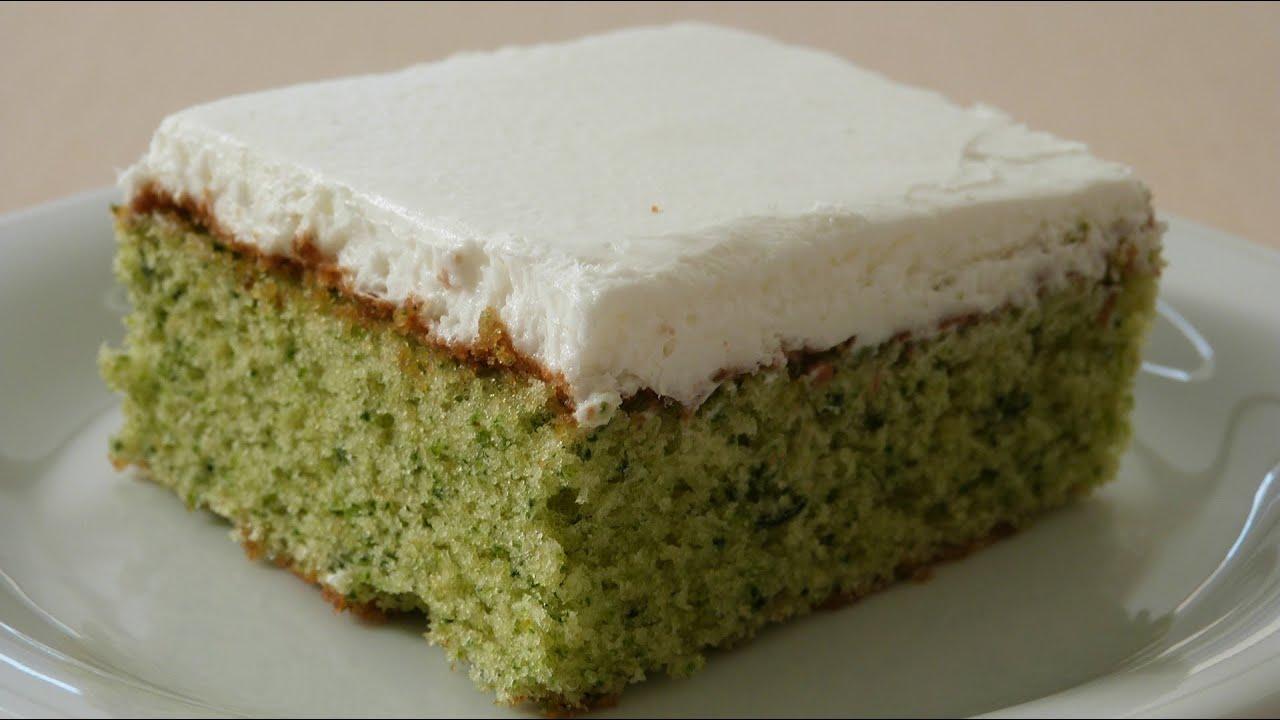 Ispanaklı Kek Tarifi | Kolay Kek Tarifi | Kek Nasıl ...