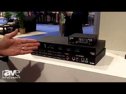 InfoComm 2014: AMX Announces NX Controller Series to Succeed the NI Series