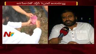 Pawan Kalyan about Janasena Porata Yatra || Pawan Kalyan Latest Interview  Exclusive Interview