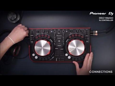 Pioneer DDJ WEGO Controller Unboxing (Español)