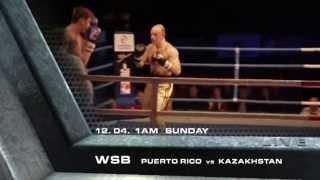 WSB: Puerto Rico vs. Kazakhstan