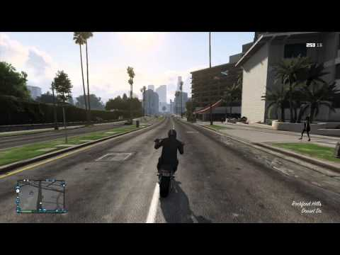 Game | GTA 5 How To Get The Western Daemon Location | GTA 5 How To Get The Western Daemon Location