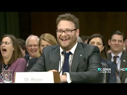 Seth Rogen Testifies Before Congress (Complete Statement)