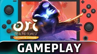 Ori and the Blind Forest: Definitive Edition | First 15 Minutes on Switch