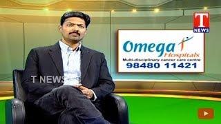 Omega Hospitals Dr. Satya Dattatreya About Stomach cancer | Vaidyam Arogyam  live Telugu