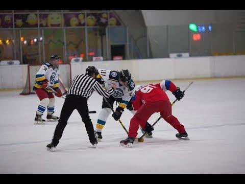 Хоккей и фигурное катание в Тирасполе. 2 кадра 19.12.2017