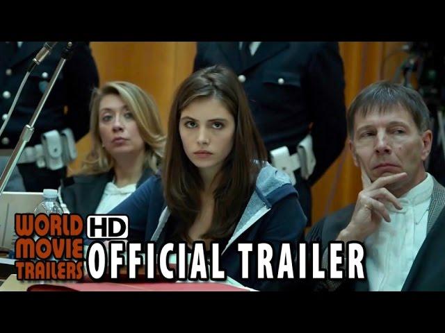 The Face of an Angel Official Trailer (2015) - Kate Beckinsale HD