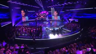 Samantha Jade: Heartless (Kanye West) The X Factor Australia 2012 - Semi Final! 12-11-2012 (HQ)
