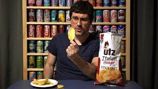 CTC Review #172 - Utz Italian Hoagie Potato Chips