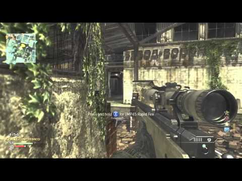 ★ Modern Warfare 3 - How to Snipe In Mw3