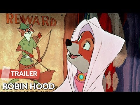 Robin Hood 1973 Trailer | Disney