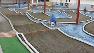 1/8 E Buggy Group 1 Heat 3 Ohio RC Factory 3-3-2018