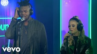 MNEK Zara Larsson Never Forget You in the Live Lounge