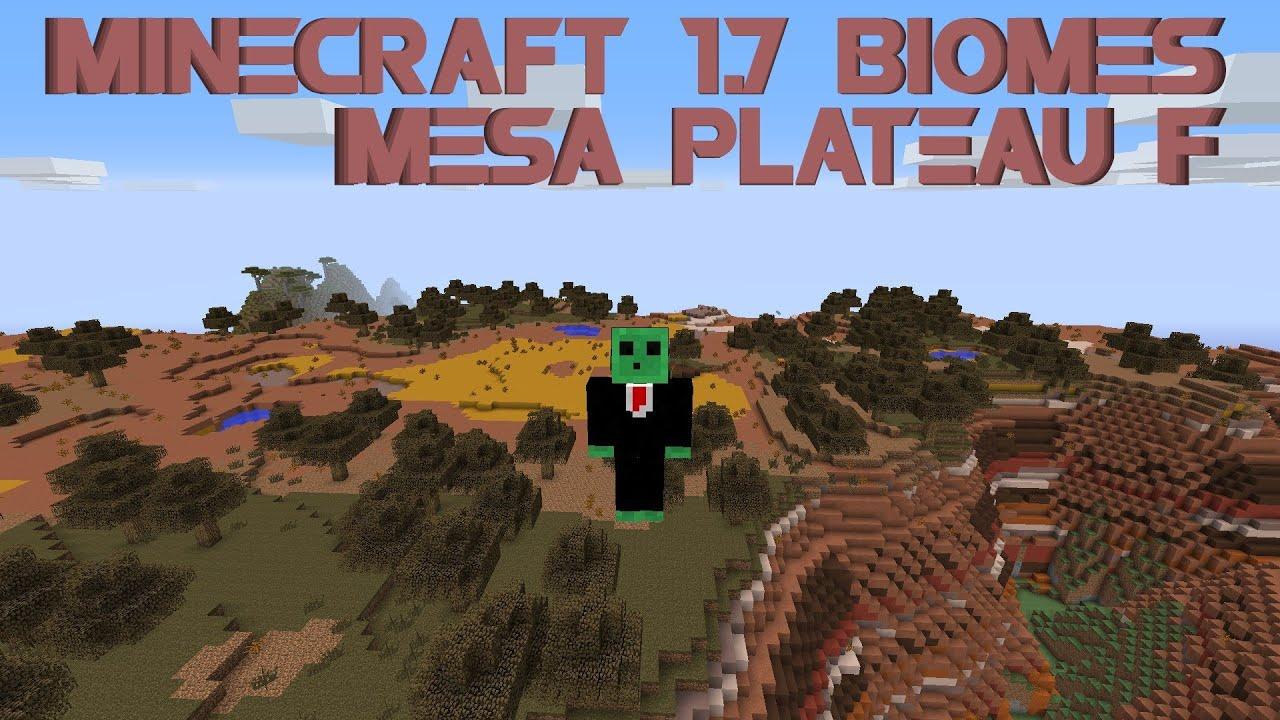 Minecraft 1.7 Biomes Mesa Minecraft 1.7 Biomes Mesa
