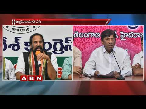 TRS MP Vinod Kumar slams TPCC chief Uttam Kumar Reddy over his comments against CM KCR